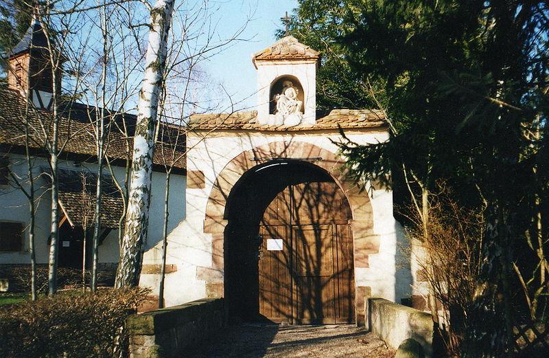 Andlau : Chapelle d'Hattisheim