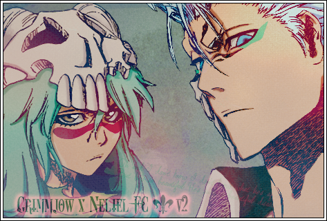 Grimmjow x Nell