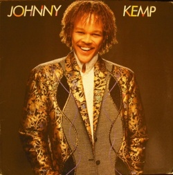 Johnny Kemp - Same - Complete LP