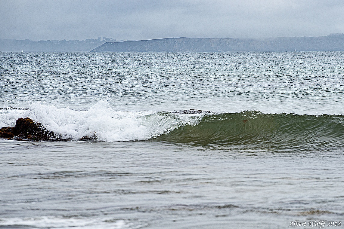 Breizh 2018 - Locmaria-Plouzané ou la mer au loin et au bord.