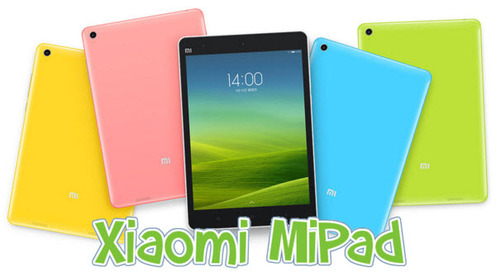 Xiaomi Mi Pad : une tablette qui mérite votre attention !
