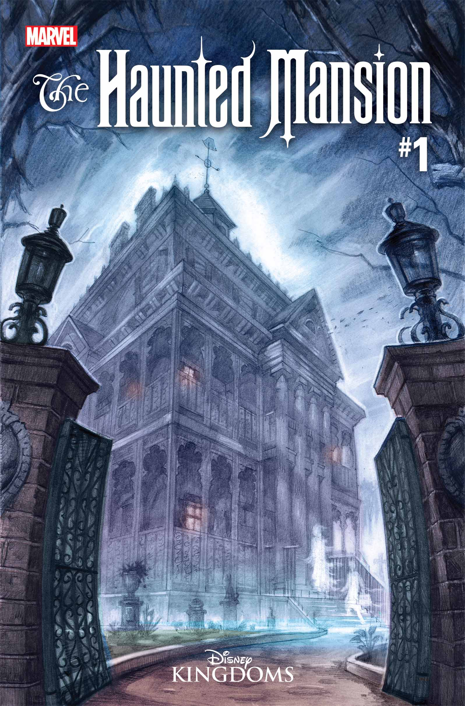 COMICS | The haunted mansion ~ issue #1