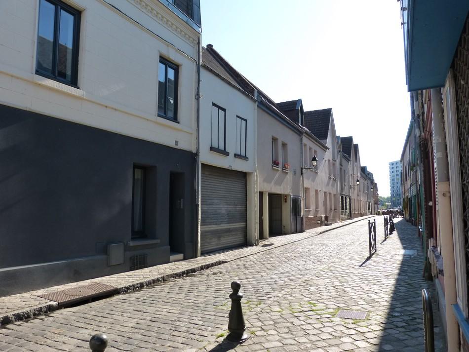 Poursuivons la balade dans Amiens