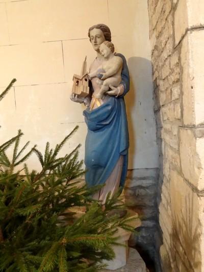 L'église de Verdonnet
