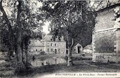 LES REMPARTS D'ETOUTTEVILLE (Seine-Maritime)