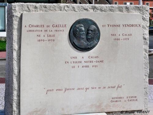 De Gaulle et Calais