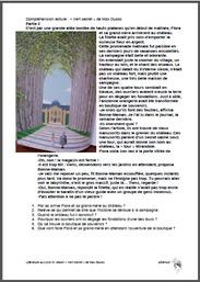 Vert Secret/ compréhension lecture