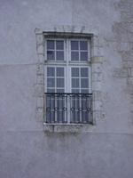 Fenêtres au château de Sully-sur-Loire