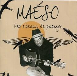 Maéso, troisième album dans les bacs