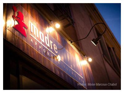 Restaurant:  Madre