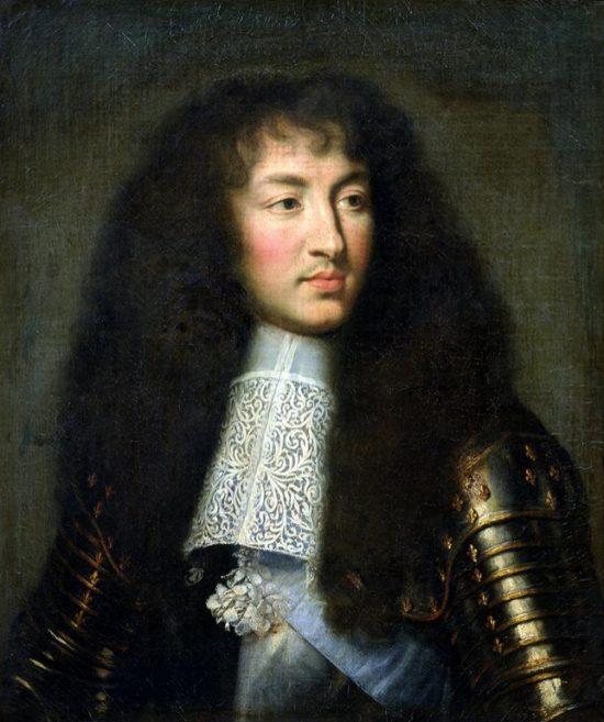 Louis XIV, par Charles Le Brun
