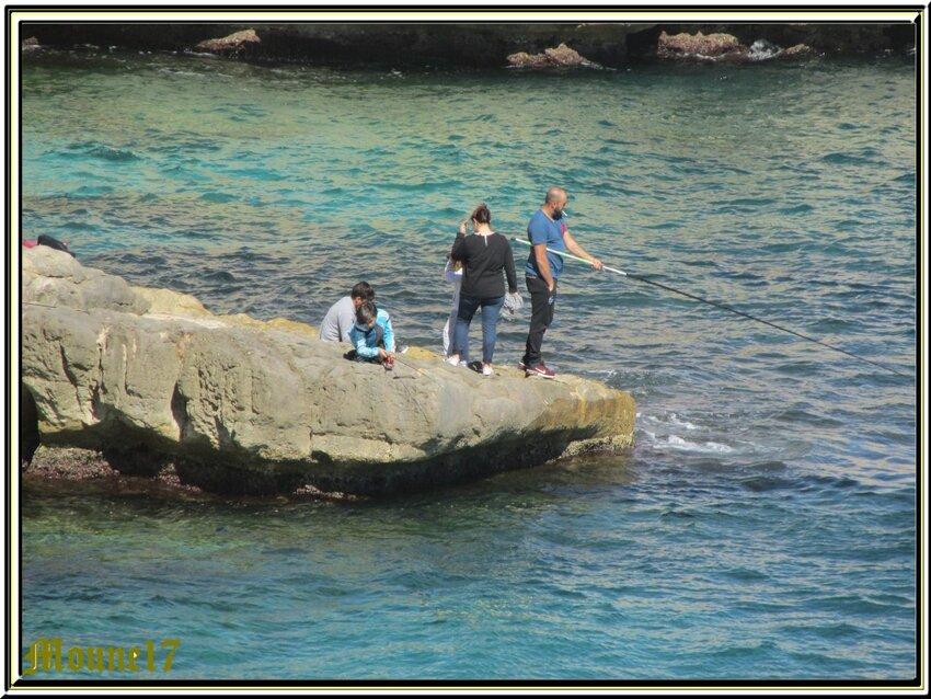 La calanque de Port Miou à Cassis
