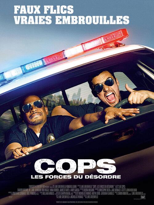 """Bonsoir a l'honneur : """" COPS """""""
