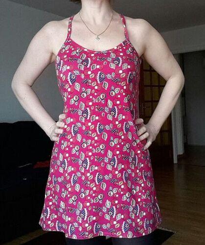 Coudre en robe le T-shirt Yvonne