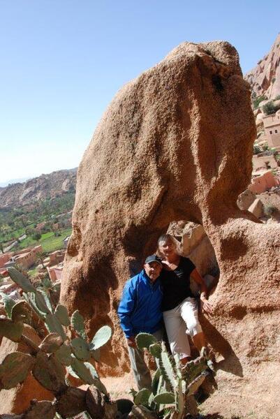 Brahim et moi