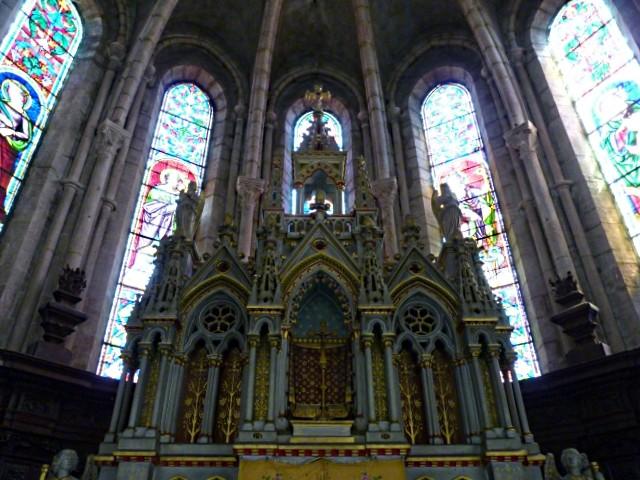 Gorze église Saint-Etienne 23 Marc de Metz 2001