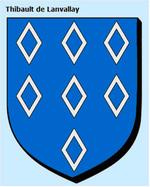 Faits et gestes de la famille seigneuriale de Lanvallay