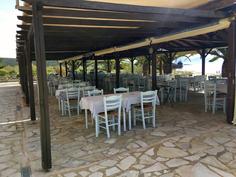 Gythio Démitrios - Taverne Glyfada Beach