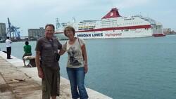 Ancône départ pour Igouminitsa juin 2011