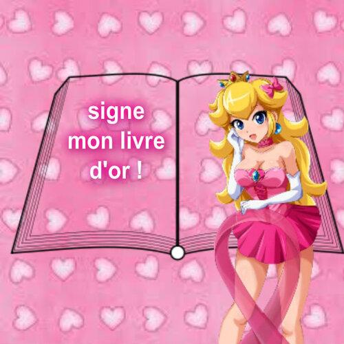 pour princesse peach