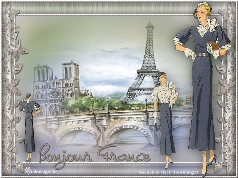 *** 87.Bonjour France ***