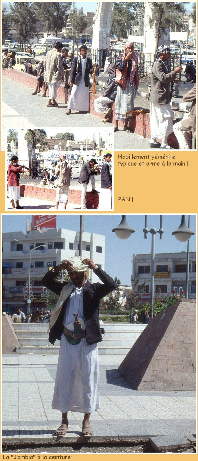 YEMEN 1 - Sanaa