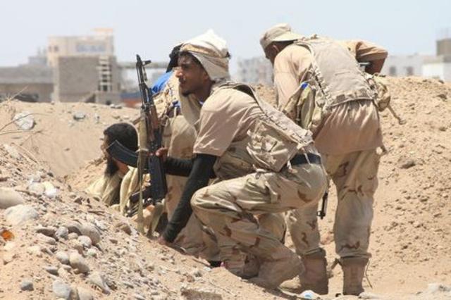La rébellion yéménite montre ses muscles