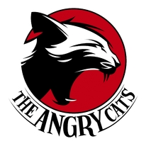 The Angry Cats - Le logo