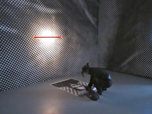JR Perrotin photomaton expo