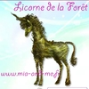 licorne forêt