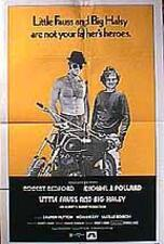Little Fauss and Big Halsy (1970) Poster