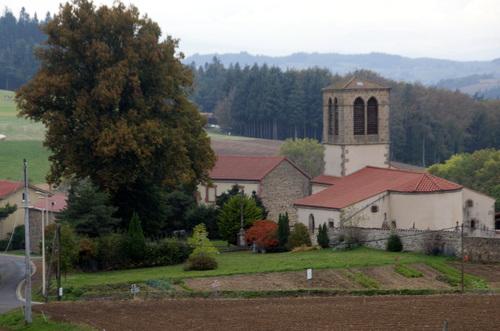Randonnée du 17.10.2016.Sainte Catherine du Fraisse...