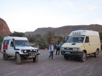 485 Maroc Oasis de Fint soir