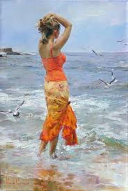 GARMASH, Michael & Inessa, peintres russes  (Art-Peintures)