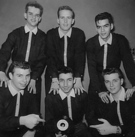 The Shytones aka The Hi-Tones (2) aka The Trentons aka The Shy-Tones