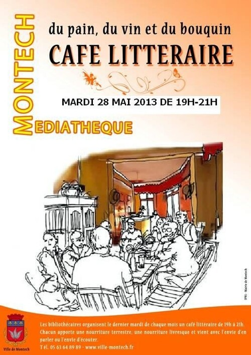 MONTECH CAFÉ LITTÉRAIRE