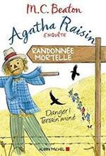 Agatha Raisin Mortelle Randonnée   M.C. Beaton