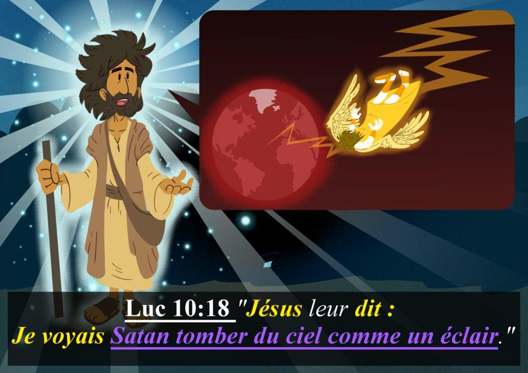 luc 10:18 by alexpixels
