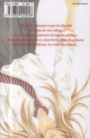 Analyse #12 -Acheter un mangas-