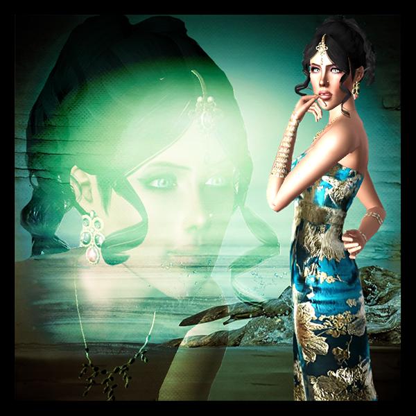 Gwen princesse d'Orient