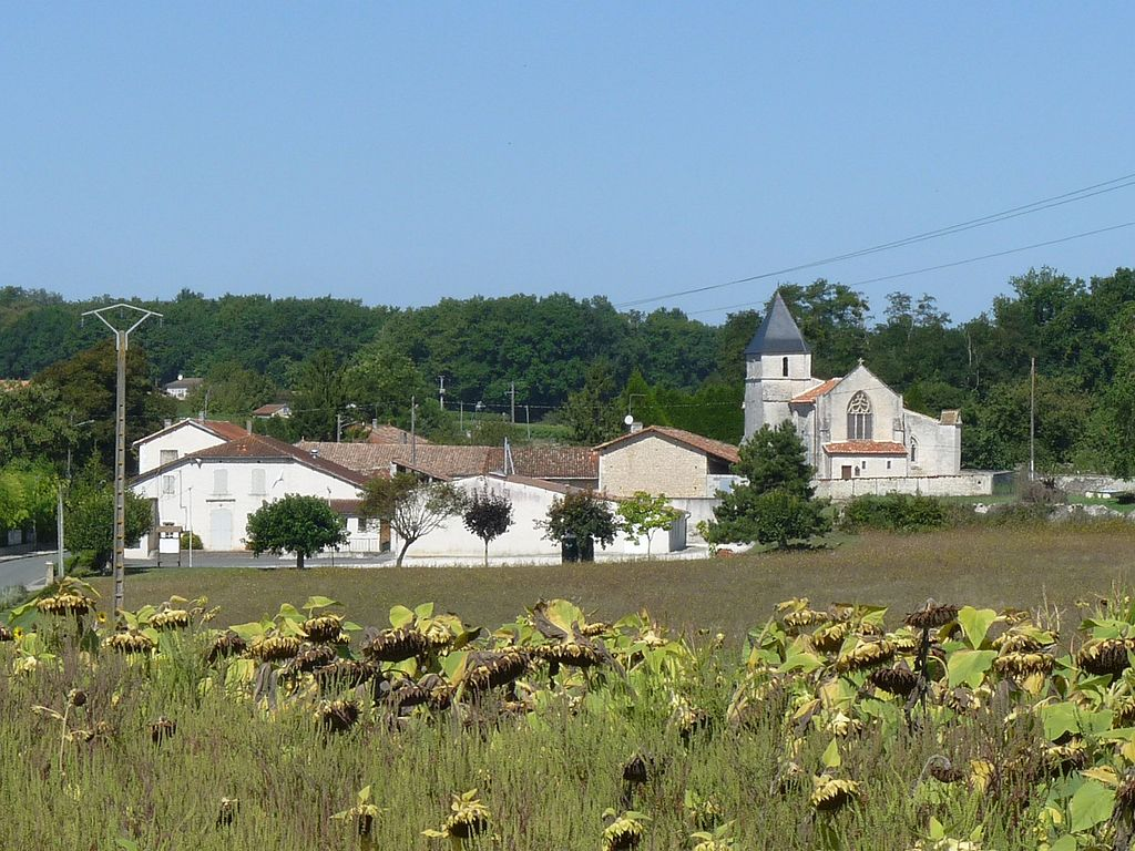 Mortiers (Charente-Maritime)