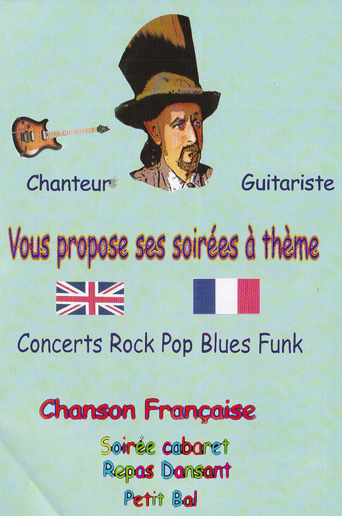 Chab (Pascal Chabert, musicien, chanteur)