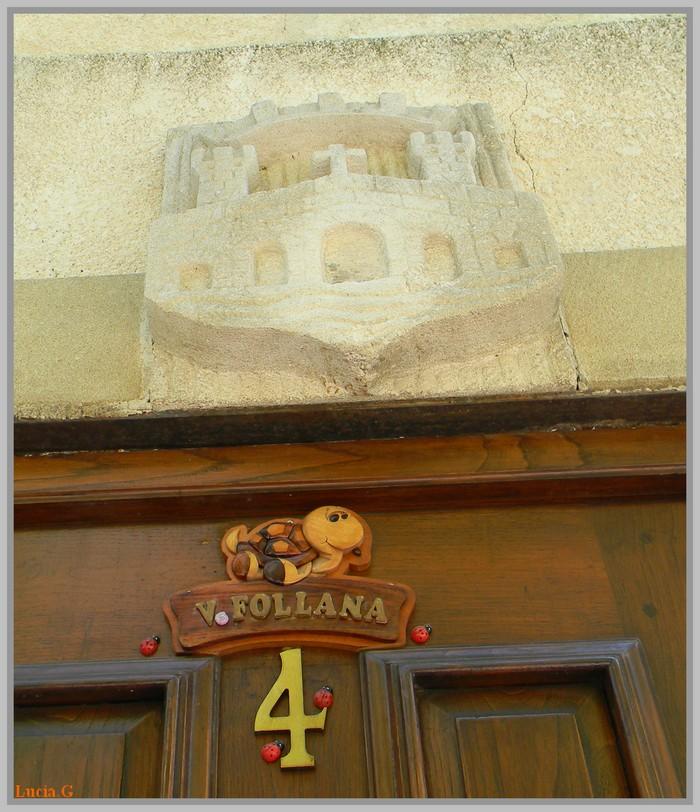 Thème : Numéro de portes