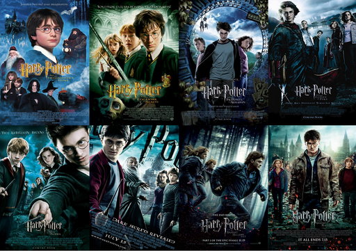 Harry Potter (films)