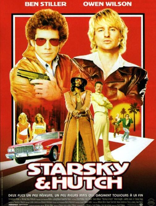 STARSKY ET HUTCH BOX OFFICE FRANCE 2004