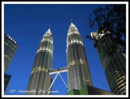 05 Juillet 2014 - Kuala Lumpur - Les Tours Petronas