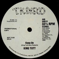 King Tutt - Keep On