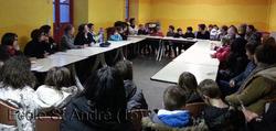 Réunions  et rencontres des éco-délégués
