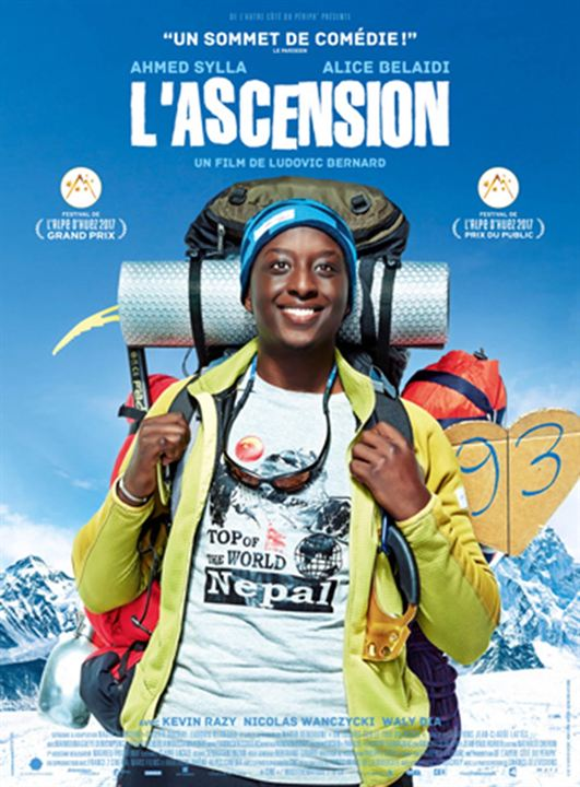 L'Ascension : Affiche
