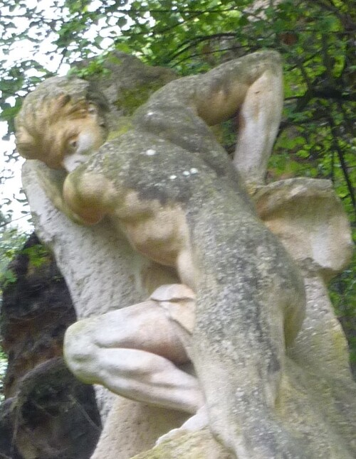 Le parc des Buttes-Chaumont